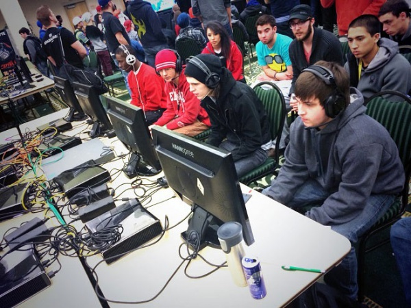 Legendary took second place at Gamers for Giving 2014, taking one game from VwS Cryptic in the finals.
