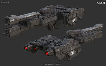 H2A-UNSC In Amber Clad 01 (by Davide Di Giannantonio).jpg