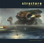 Couverture de Structura: The Art of Sparth