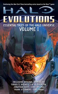 Couverture de Halo : Evolutions Volume I