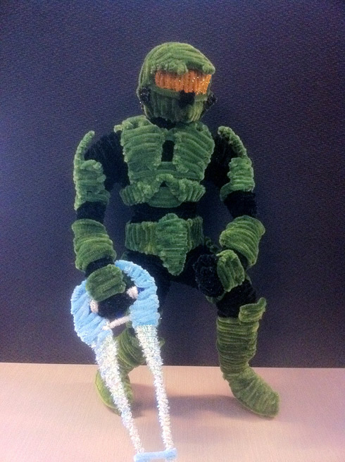 HB 24-11-2011 Pipe Cleaner Master Chief.jpg