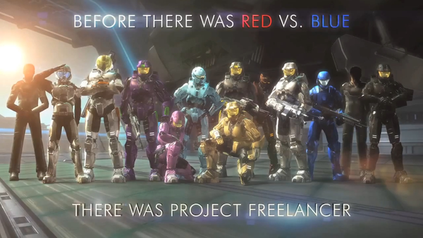 Red vs  Blue — WikiHalo