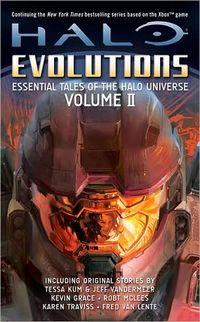 Couverture de Halo : Evolutions Volume II