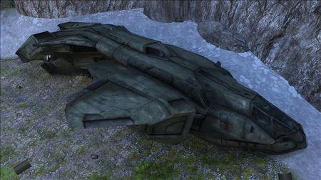 Victor 397 - Ship - Halopedia, the Halo wiki